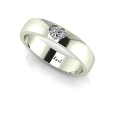 Sweet dream wedding ring