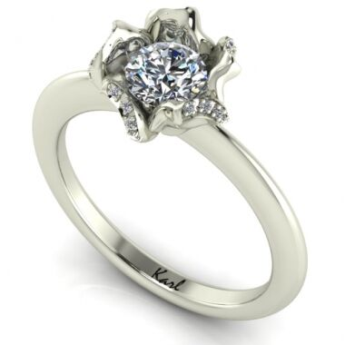 Exotica engagement ring