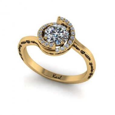 Altesse engagement ring