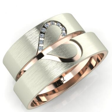 Love Story wedding ring